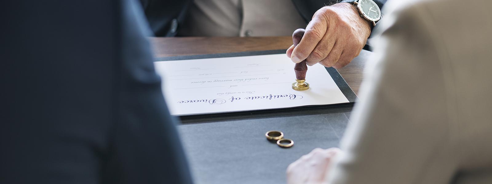 La réforme des divorces contentieux à compter du 1er Janvier 2021